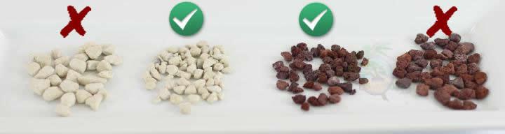 Selecting The Proper Sized Aggregate For Your Bonsai Tree Soil Bonsai Jack C