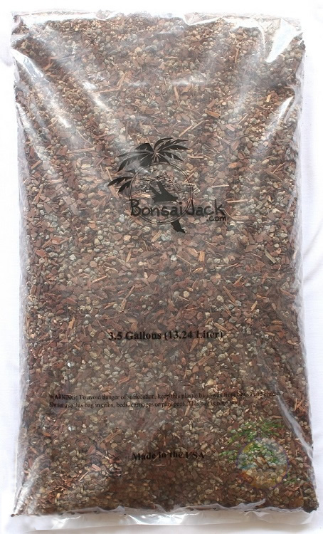 Bonsai Jack Succulent And Cactus Soil Jacks Gritty Mix 111 3 5 Gallons Fast Draining Fight Root Rot Optimized Ph Bonsai Jack C
