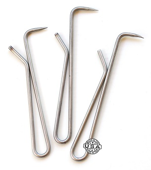 USA Stainless Bonsai Root Hooks Now Available